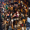Guitars in center of EMP