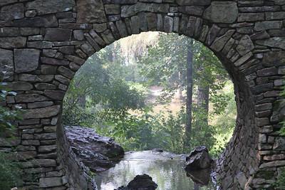 Garvan Woodland Gardens, or a Stargate?