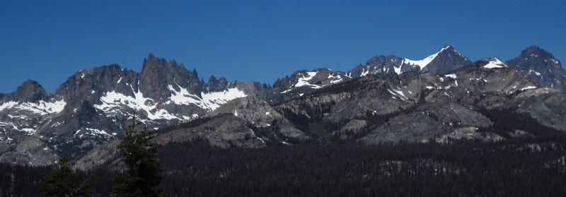 Exploring The East Sierras, 6-15-13