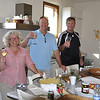 Most nights in the villa, two couples had to pair up to prepare the meal for all 14 of us.  This was our night to cook with the Helds.  Luckily, for the Knoths, Pam is am AMAZING cook and we prepared a fabulous meal!  Thank you, Pam!!!