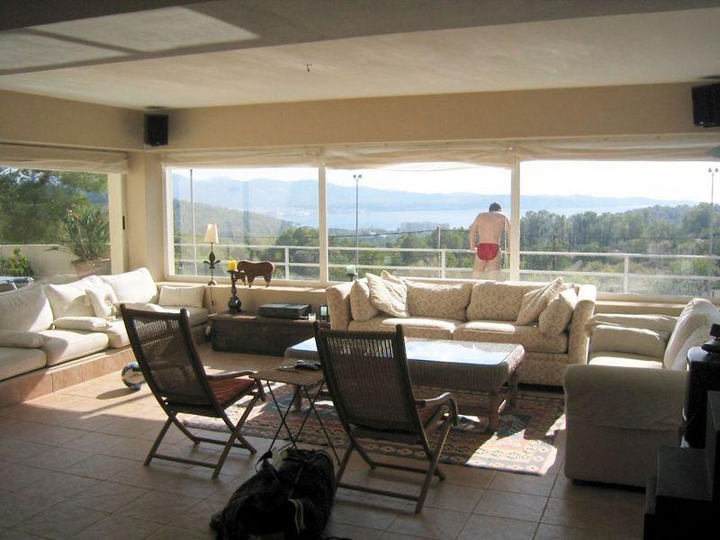 El Paso! Our livingroom...