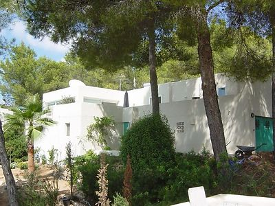 Our house, el Paso, on Ibiza.