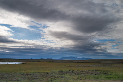 Southwest of Thingvellir