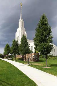 Twin Falls Idaho LDS Temple