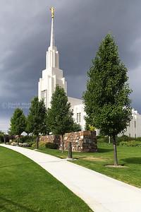 Twin Falls Idaho LDS Temple
