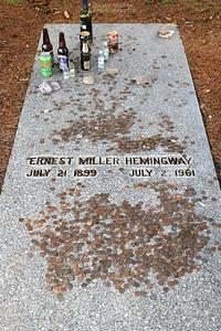 Ernest Hemingway Grave