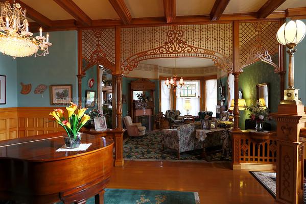 Ferris Mansion Interior