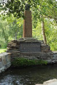 Ernest Hemmingway Monument