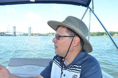 1st mate - Ed