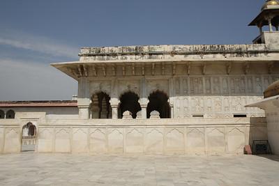 Khas Mahal (Agra Fort): Agra, India