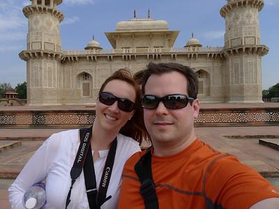 Tomb of I'timād-ud-Daulah: Agra, India