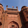Red Fort Delhi Gate: Old Delhi, India