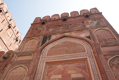 Agra Fort: Agra, India