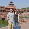 Panch Mahal: Fatehpur Sikri, India