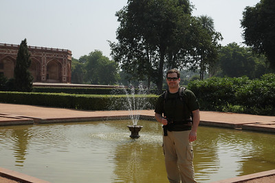 Char Bagh (Humayun's Tomb): New Delhi, India