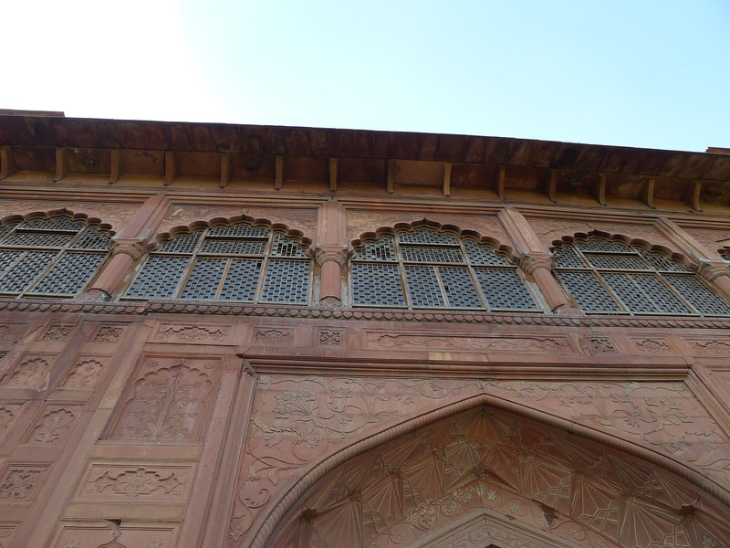 Naqqar Khana (Red Fort): Old Delhi, India