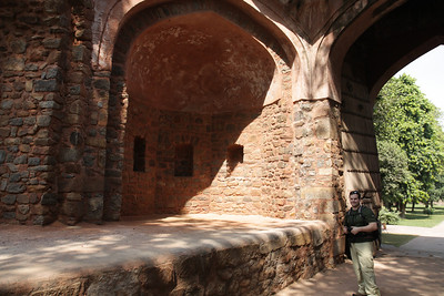 Arab Sarai (Humayun's Tomb): New Delhi, India