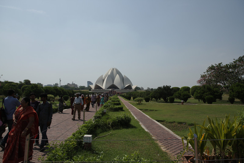Lotus Temple: New Delhi, India