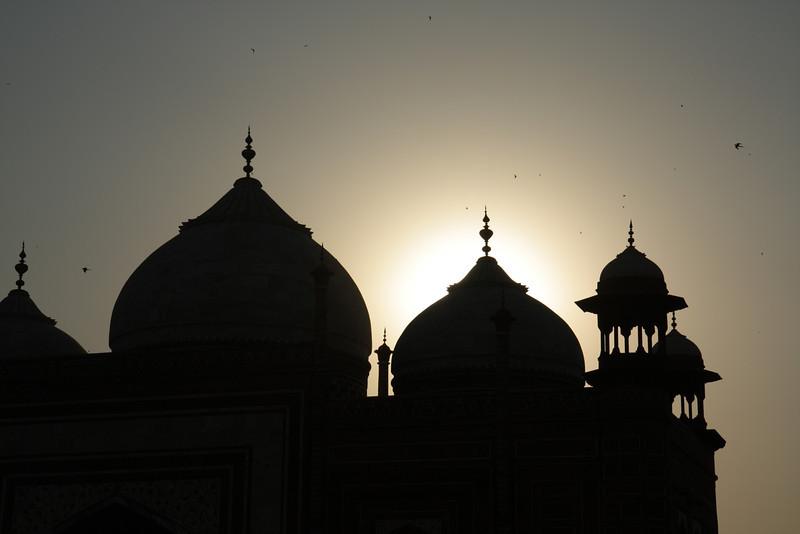 Taj Mahal: Agra, India