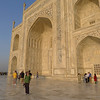 Taj Mahal: Agra, India