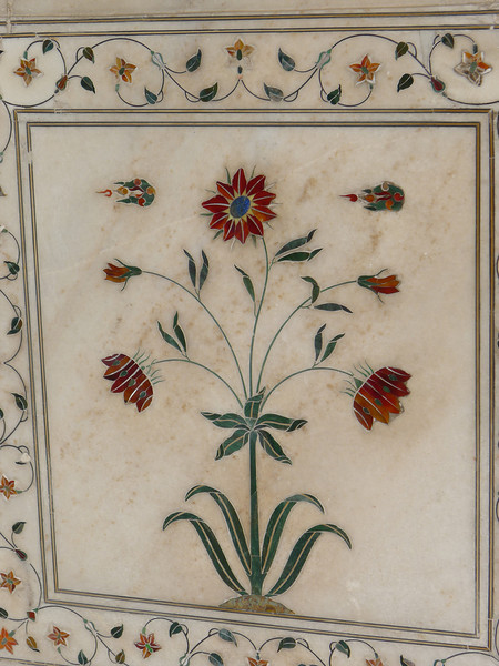 Diwan-i-Khas (Red Fort): Old Delhi, India