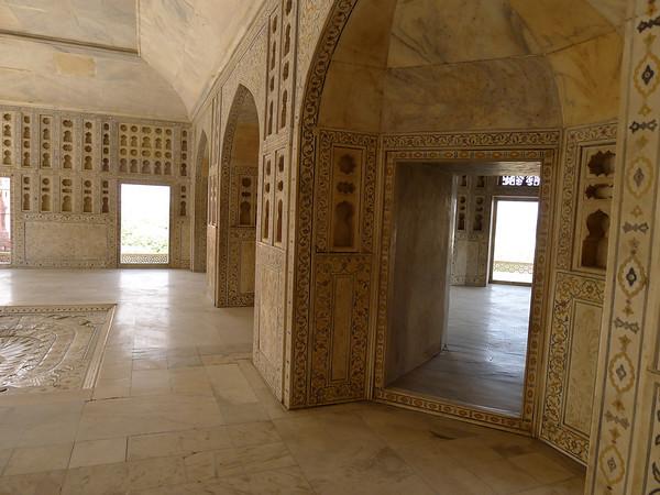 Musamman Murj (Agra Fort): Agra, India