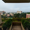 View from my hotel room at the ITC Gardenia.