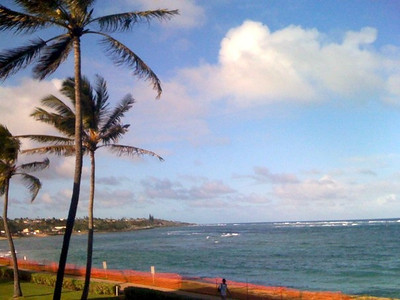 Iphone pictures from Hawaii