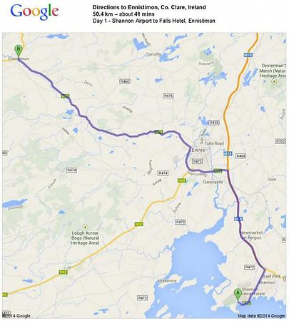 Day 01-02 -- Ennistimon, Kilfenora, Miltown Malbay