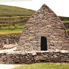 5e. Gallarus Oratory, about 1300 years old, is of dry rubble masonary, and was used for worship.