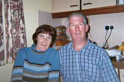 Mary and Peter Walsh - Nellie's son