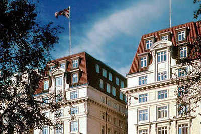 The Park Lane in Mayfair - our favorite London Hotel