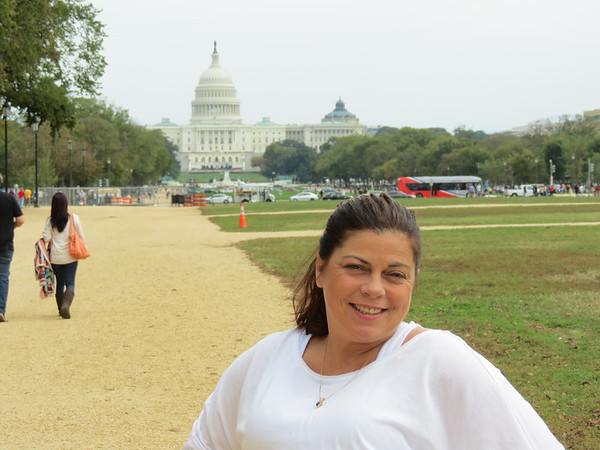 2014 Irene and I trip DC