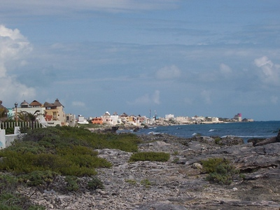 One of the mid-island colonias (neighborhoods) on the east side of the island. This one is La Gloria.