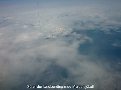 Så er der landkending med Myrdalsjökull