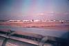 Landing at Ben Gurion airport, Israel