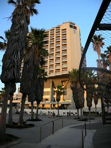 The Carlton Hotel in Tel Aviv
