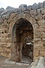 Doorway at Nimrod Fortress