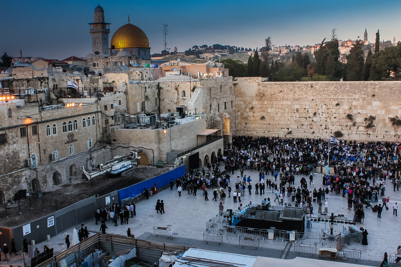 """The Western Wall"""""""