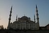 """Info: <a href=""""http://en.wikipedia.org/wiki/Sultan_Ahmed_Mosque"""">http://en.wikipedia.org/wiki/Sultan_Ahmed_Mosque</a><br /> A 360 Panorama: <a href=""""http://www.3dmekanlar.com/en/blue-mosque.html"""">http://www.3dmekanlar.com/en/blue-mosque.html</a>"""