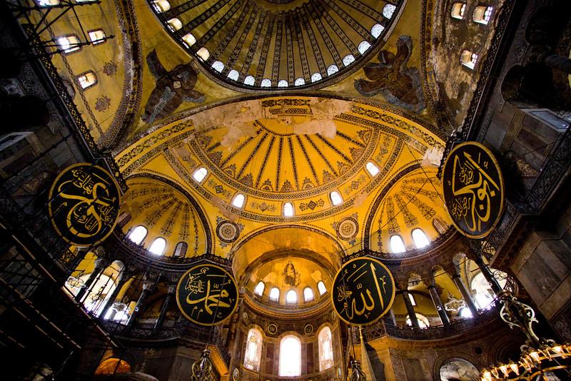 Aya Sofya Dome