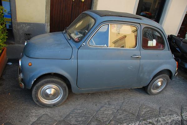 Italia 2011 Street Parked