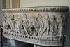 A marble tub
