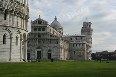 Nov 20 - Pisa