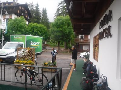 Day 18 - Cortina to Canazei