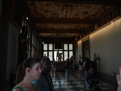 Day 26 - Florence tour