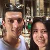 Lisa & Robby at Pantheon