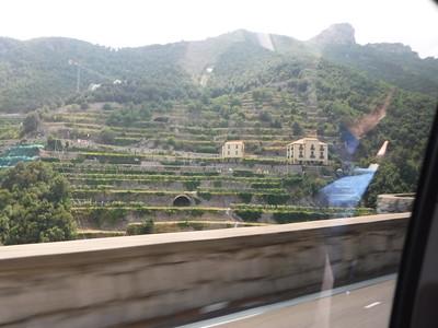 Day 29 Rome to Positano
