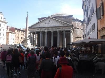 Day 3 - Rome - Coliseum