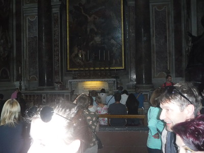 Day 5  Rome -Papal Audience